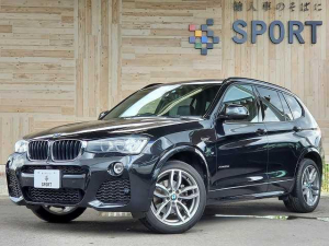 BMW X3 xDrive 20d Mスポーツ インテリセーフ 純正ナビ