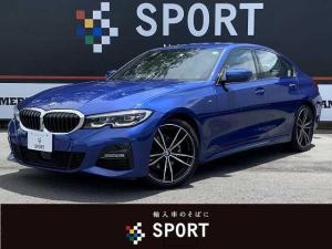 BMW 3シリーズ 320i Mスポーツ 黒革シート シートヒーター パワーシート アクティブクルーズコントロール インテリジェントセーフティ 純正HDDナビ バックカメラ パワーバックドア LEDヘッド ミラーインETC 純正AW
