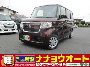 ホンダ N-BOX G Honda SENSING 4WD