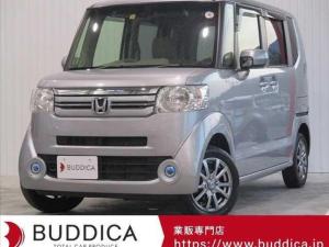 ホンダ N-BOX C 4WD 後期 CTBA 社外SDナビ シートヒーター