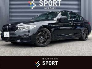 BMW 5シリーズ 523d エディション ミッション:インポッシブル 523d Mスポーツ エディションミッションインポッシブル アクティブクルーズ インテリセーフ ナビ シートメモリー パワーバックドア 純正ナビTV 全方位カメラ