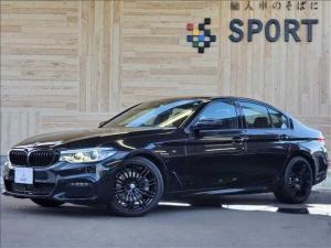 BMW 5シリーズ 523i エディション ミッション:インポッシブル 523i Mスポーツ エディションミッションインポッシブル アクティブクルーズ インテリセーフ ナビ