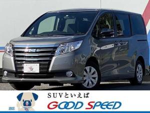 トヨタ ノア X ディライトプラス 7人乗り 両側電動 SDナビ地デジ LED バックカメラ スマートキー アイドリングストップ リアオートエアコン