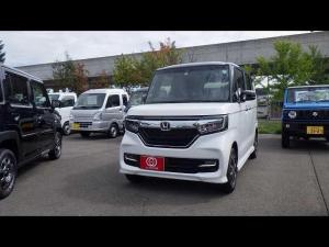 ホンダ N-BOXカスタム カスタム G・L Honda SENSING