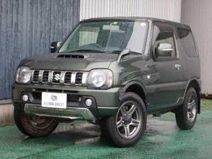 スズキ ジムニー ランドベンチャー 4WDターボ 背面タイヤ