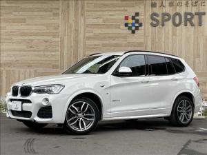 BMW X3 xDrive 20d Mスポーツ xDrive20d M Sport ワンオーナー 茶革 ナビ インテリS ACC