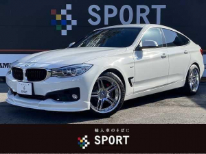 BMW 3シリーズ 320iグランツーリスモ スポーツ WORK19アルミホイール 純正HDDナビ バックカメラ フルセグ シートメモリー パワーバックドア HIDヘッドライト ドライブレコーダー ミラーインETC