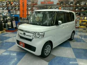 ホンダ N-BOX G・Honda SENSING