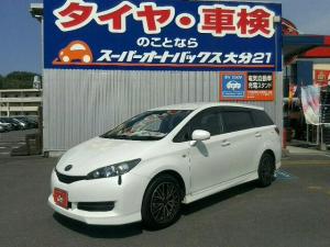 トヨタ ウィッシュ 1800 1.8X HIDセレクション 5ドア 2WD