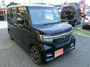 ホンダ N BOX 660 カスタム G・L 5ドア DCVT 2WD 4人