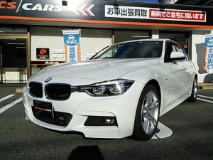 BMW 3シリーズ 320i Mスポーツ 右ハンドル 当社ユーザー買取車 8FAT