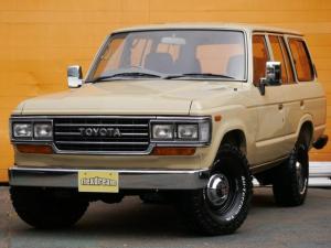 トヨタ ランドクルーザー60 VX ロールーフ換装 ナローボディー クラシックスタイル