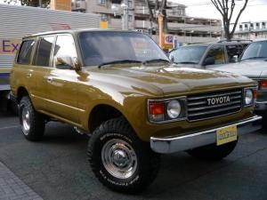 トヨタ ランドクルーザー80 VX-LTD 丸目フェイス換装 クラシックコンプリート