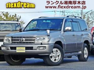 トヨタ ランドクルーザー100 VX-LTD・Gセレクション 後期モデル サンルーフ付