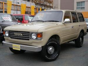 トヨタ ランドクルーザー80 VXーLTD 丸目フェイス換装 クラシックカスタム