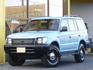 トヨタ ランドクルーザープラド TX-LTD 最終型 丸目フェイス換装 クラシックスタイル