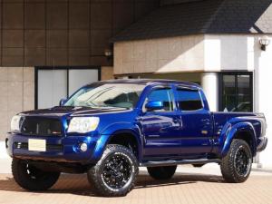 米国トヨタ タコマ 新車並行 4WD ダブルキャブ ロングベッド リフトUP