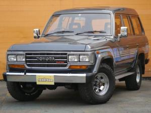 トヨタ ランドクルーザー60 VX 純正ボディカラー 純正デカール オリジナルスタイル
