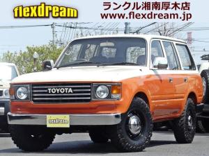 トヨタ ランドクルーザー80 VX ディーゼル 丸目カスタム済 新品アルミ 新品タイヤ