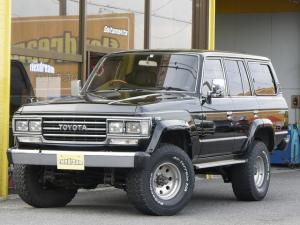 トヨタ ランドクルーザー60 VX ロールーフ換装 オールペイント・ブラック