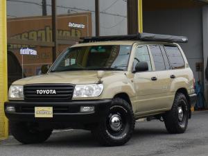 トヨタ ランドクルーザー100 VX クラシックスタイル RHINORACK