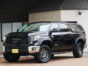 米国トヨタ タンドラ 新車 クルーマックス SR5 スプレーベッド LEERシェル