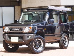 スズキ ジムニー XLセーフティサポート4WD ARBラック ペンドルトン