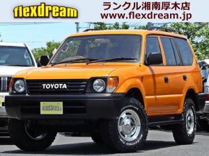 トヨタ ランドクルーザープラド TX-LTD FD-classic丸目カスタム ペンドルトン
