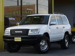 トヨタ ランドクルーザー100 VX-LTD オールペイント・ホワイト