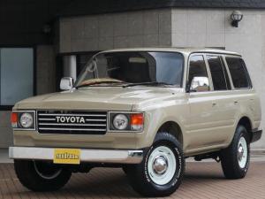 トヨタ ランドクルーザー80 VX-LTD 軽油 丸目 PENDLETON ベッドキット