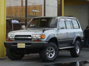 トヨタ ランドクルーザー80 VX-LTD リフトアップ