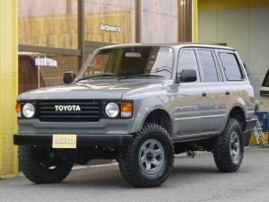 トヨタ ランドクルーザー80 VX-LTD