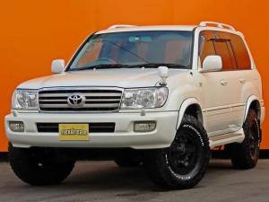 トヨタ ランドクルーザー100 VX-LTD 最終モデル AHC