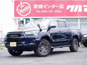 トヨタ ハイラックス Z 新車未登録 RetraxONE XRシャッター式トノカバー YAKIMA オーバーハウル YAKIMAシャッター式トノカバー YAKIMA オーバーハウル YAKIMA HDバーM 60インチ WHI