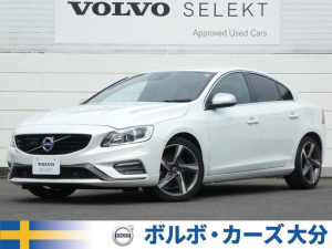 iボルボ ボルボ S60 D4 Rデザイン 認定 1オーナー 黒革 18AW 16MY