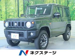 スズキ ジムニー XC デュアルセンサーブレーキサポート 4WD ターボ