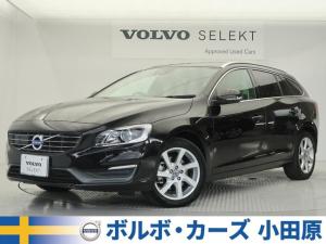 ボルボ V60 T4 SE 白革 純正ナビ/リアビュー スマートキー 禁煙