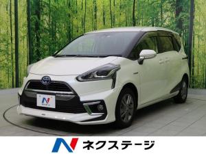 トヨタ シエンタ ハイブリッドG SDナビ セーフティセンス モデリスタエアロ