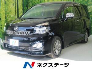 トヨタ ヴォクシー ZS 煌 両側電動ドア HIDヘッド HDDナビ
