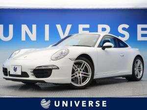 ポルシェ 911 911カレラ4 スポーツクロノPKG 黒革 キセノン ETC