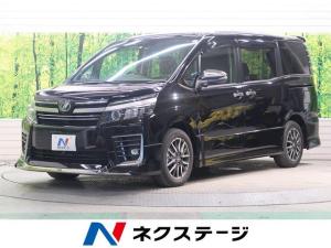トヨタ ヴォクシー ZS 煌II アルパイン11型ナビ 両側電動ドア