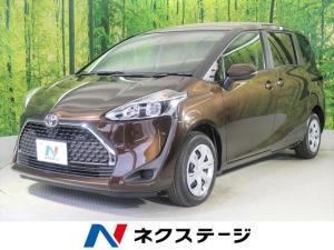 トヨタ シエンタ X セーフティセンス 電動スライド クリアランスソナー