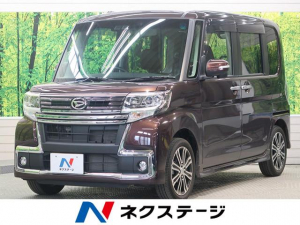 ダイハツ タント カスタムRS トップエディションSAIII 8型ナビ