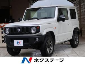 スズキ ジムニー XC デュアルブレーキ・LED・シートヒーター・4WD