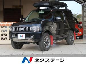 スズキ ジムニー ランドベンチャー 5速MT・純正ナビ・ETC・運転席ヒーター