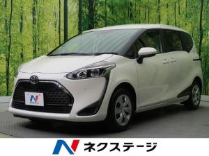 トヨタ シエンタ X SDナビ セーフティセンス 電動スライドドア
