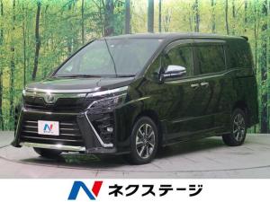 トヨタ ヴォクシー ZS 煌 4WD 純正9型ナビ 両側電動スライドドア