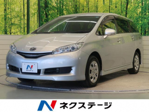 トヨタ ウィッシュ 1.8X 純正ナビ ETC 電格ミラー