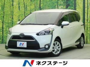 トヨタ シエンタ X 純正ディスプレイオーディオ 電動スライドドア 禁煙車
