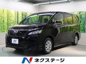 トヨタ ヴォクシー X 新品ナビ 両側パワスラ セーフティセンス